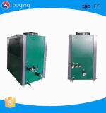Refrigeratore di acqua raffreddato aria nella fabbrica dell'elevatore