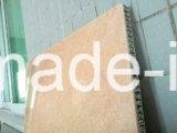 Außen- und Innendekoration-natürliche Steinbienenwabe-Panels