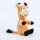 Adorável Animal suave peluche girafa recheadas