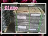 Мелкоячеистая сетка 1*50m плетения провода Mallas шестиугольная