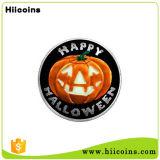 Factory Hiicoins Custom Halloween Decoração Cion Halloween Props Token