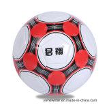 5# kundenspezifischer Fußball der Firmenzeichen-Qualitäts-TPU