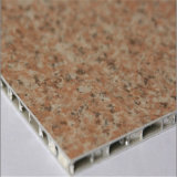 Painel de favo de mel de alumínio Ahp de pedra de granito (HR446)