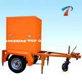 Unidad montada acoplado continuo de la purificación de petróleo del transformador (ZYM)