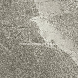 Mosaico de piedra rústica de porcelana de color gris claro a-C