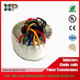 transformateur toroïdal d'éclairage personnalisé par 300va de transformateur sonore de transformateur d'alimentation de 90va 150va