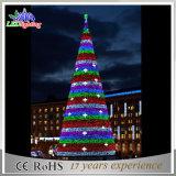 gigante 2017 albero di Natale esterno di illuminazione di 20FT 30FT 40FT 50FT