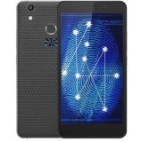 Thl initial T9 plus le noir de smartphone d'identification d'empreinte digitale de ROM 3000mAh 16MP du RAM 16g du faisceau 2g de quarte du téléphone mobile Mtk6737 de l'androïde 6.0 5.5inch 4G