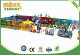 Крытое оборудование темы моря спортивной площадки детей разрешения для дома отдыха
