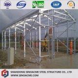 Высокий гараж аттестованный ISO Pre Enigneered ранга/хранение/пакгауз