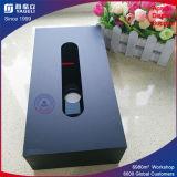 Form-schwarzer Farben-Pinsel-Halter-Acrylgewebe-Kasten-Deckel
