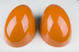 小型たる製造人のためのオレンジカラー置換の側面ミラーカバー