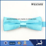 (BSS1-6) Hand Made 100% Polyester Woven Fashion Bowtie