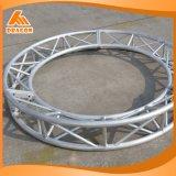 Ферменная конструкция круга франтовской алюминиевой выставки обслуживания OEM/ODM триангулярная