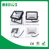 Slim IP65 extérieur 10W 20W 30W 50W 100W LED Floodlight