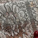 Ткань жаккарда для ткани шнурка платья венчания