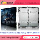 Exterior P10 LED Display / LED Vídeo Wall / LED Sign