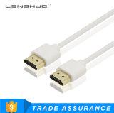 Alta calidad de Audio y Video soporte de cable HDMI 1080p 4k para teléfono