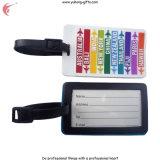 Etiqueta de bagagem personalizada 2014 para saco de bagagem (YH-LT002)
