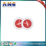 PVC résistant papier imprimé à haute fréquence Les balises NFC