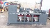 Equipamento de mineração Monazite seco de grau mais alto para separação de minério Monazite, separador de processo mineral Monazite para venda