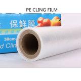 Il silicone del coperchio dell'alimento aderisce pellicola