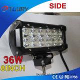 luz campo a través ligera del trabajo de Drving 4WD LED del proyector de 36W LED