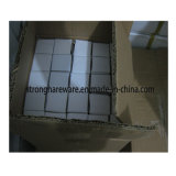 Zylinder-Form-Drehknopf, Badezimmer Frameless schiebendes Glas-Tür-Griffe