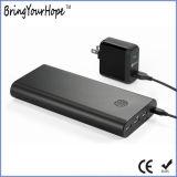 16000mAh o QC 3.0 cobra rapidamente o banco da potência com o USB triplo move (XH-PB-133)