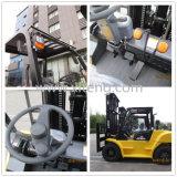 중국 7 톤 디젤 엔진 포크리프트 기계