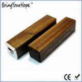 De houten Bank van de Macht van de Stok 2400mAh (xh-Pb-081)