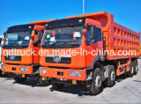 Faw 50 tonnellate di 8X4 di autocarro a cassone
