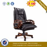 Стула босса коровы стул Hx-Cr006 офиса кожаный деревянный роскошный