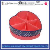 Kundenspezifisches Valentinsgruß-Geschenk-Tee-Schokoladen-Süßigkeit-Geschenk-verpackenkasten
