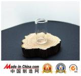 Tube de verre de quartz de haute qualité, une extrémité ouverte