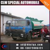 Dongfeng 190p 16m3 rifornisce di carburante il camion del serbatoio dell'olio del camion della petroliera