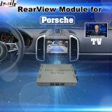 Interfaccia della macchina fotografica dell'automobile di retrovisione anteriore e per Porsche