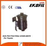 OEM do filtro de combustível da peça de automóvel 23300-46070 para Toyota