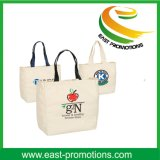 Customized Promotional Recycle Shopping Tote saco de algodão
