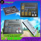 Controlador DMX moviendo la cabeza de King Kong 1024 USB DJ Console