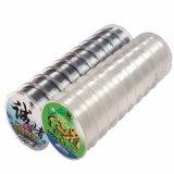 Nylon Monofilament Vislijn 10*100m Met hoge weerstand