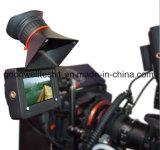 """Разъем hdmi in/out 3,5"""" электронный видоискатель для съемки в помещении и на улице (E-350)"""