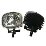 ジープのアクセサリLEDのヘッドライトのための高品質4.25のインチ40W 2500lm