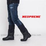 Неопреновые промысел решения охота дождя ботинки Rainboot обувь (GNRB01)