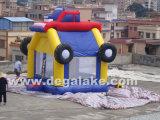 Videur sautant de camion gonflable, vente en gros pleine d'entrain de château