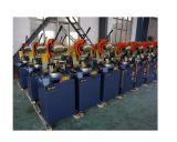 Yj-250s/hydraulique semi-automatique/manuel de machine de découpe du tuyau
