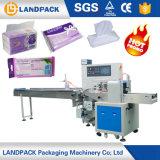 枕タイプ自動流れの石鹸のパッキング機械袋のパッキング機械