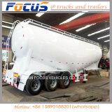 38cbm-50cbm低密度の大きさのセメントのタンカーのトレーラー