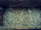 De zwarte Met een laag bedekte Spijker van het Cement met Vlotte Steel in Materiële 45# voor Bouw