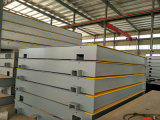 Escalas de camiones de 120 toneladas 3X18m para trituradora